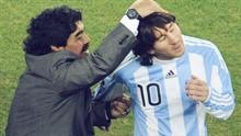 Jorge Jesus: Maradonna had the passion, Cristiano a little, Messi none