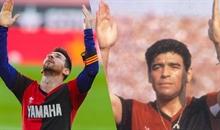 A former teammate has a crazy idea for Messi: Sign for Napoli and honour Maradona
