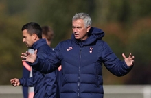 Mourinho rips into Tottenham's backup players after a loss: That's why I don't play them