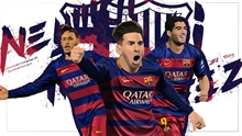 Is MSN is the best attacking trio of the decade?