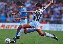 Juventus and Napoli in Coppa Italia final