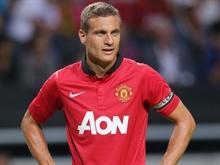 Nemanja Vidic names the hardest strikers he played against