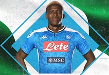 What crisis? Who's poor? Napoli splashes €80,000,000 on Osimhen!