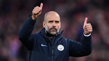 Guardiola after a 24-match unbeaten run: I don't feel satisfied, not fully accomplished
