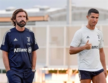 Pirlo: Dybala can play with Ronaldo and Morata