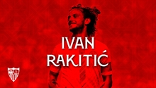 Back to his second home: Rakitic signs for Sevilla and takes a pay cut