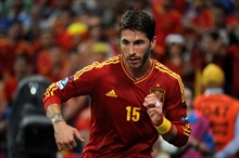 Sergio Ramos led Spain to convicing win over Sweden