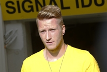 Reus angered by the reporter: Enough with this mentality s--t!