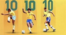 Rivaldo criticizes Tite: I'm sad with what happened with Brazil's number 10 shirt