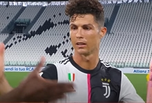 Ronaldo saves Juventus as he scores two penalties in a draw against Atalanta