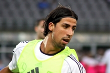 Sami Khedira out for three months!