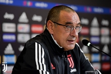 Sarri admits that Juve's progress has stalled but he isn't worried