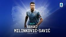 Finally, Sergej Milinkovic-Savic reveals his preferred next club!