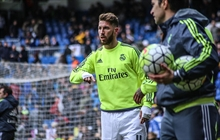 Sergio Ramos becomes the top scorer in La Liga's history amongst the defenders