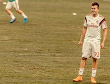 El Shaarawy officially moves to Shanghai Shenhua