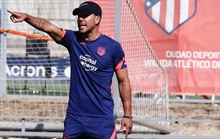 Diego Simeone, the man who is playing a real-life Football Manager save