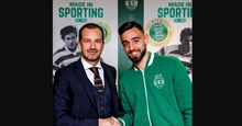 He just got more expensive: Bruno Fernandes extends with Sporting