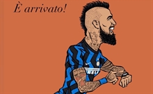 Inter's title fight has its fuel: King Arturo signs for Nerazzurri