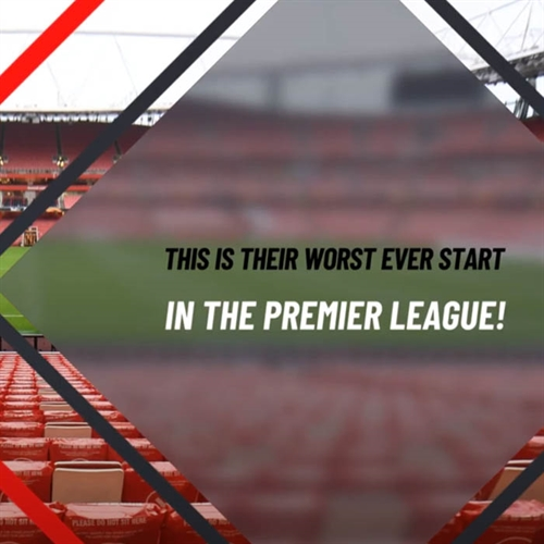 Arsenal is having the worst ever start in Premiership. Fans are furious!