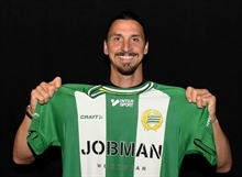 Ibrahimovic has a new club, 25% of it!