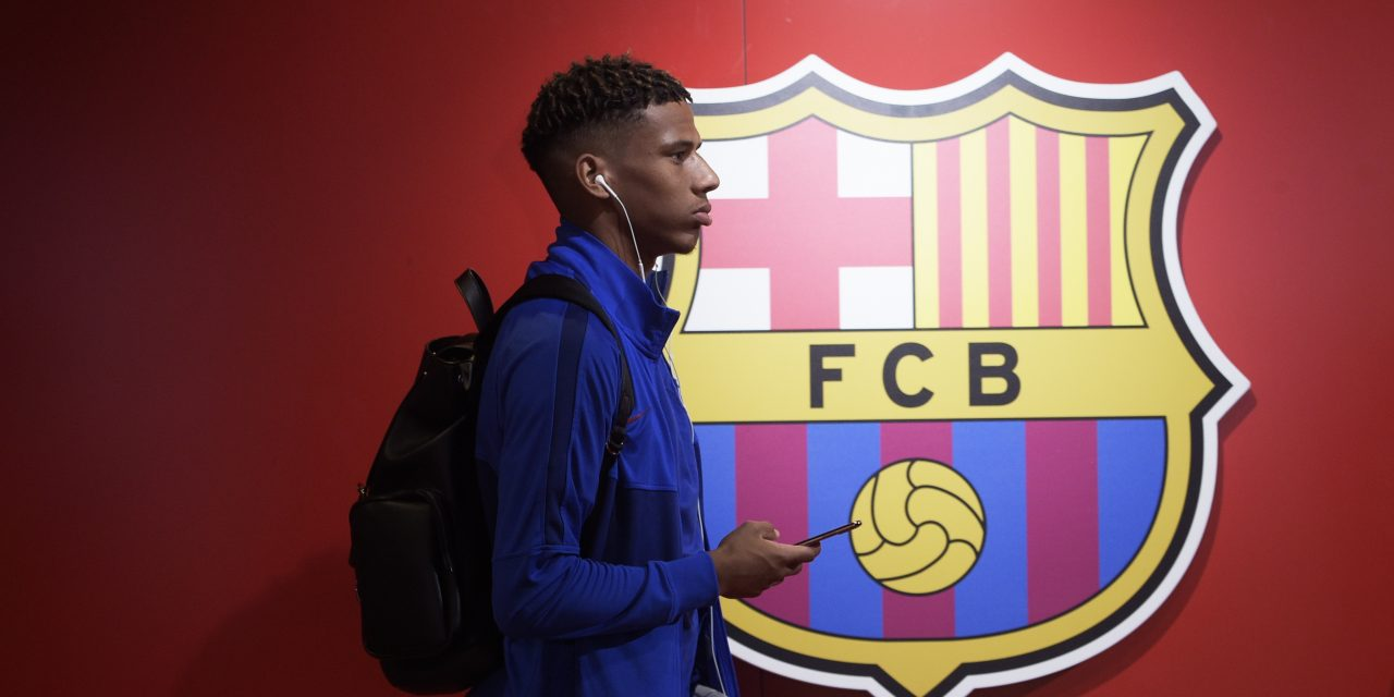 Barca loanee Todibo: I'm not interested in what happens at Barcelona