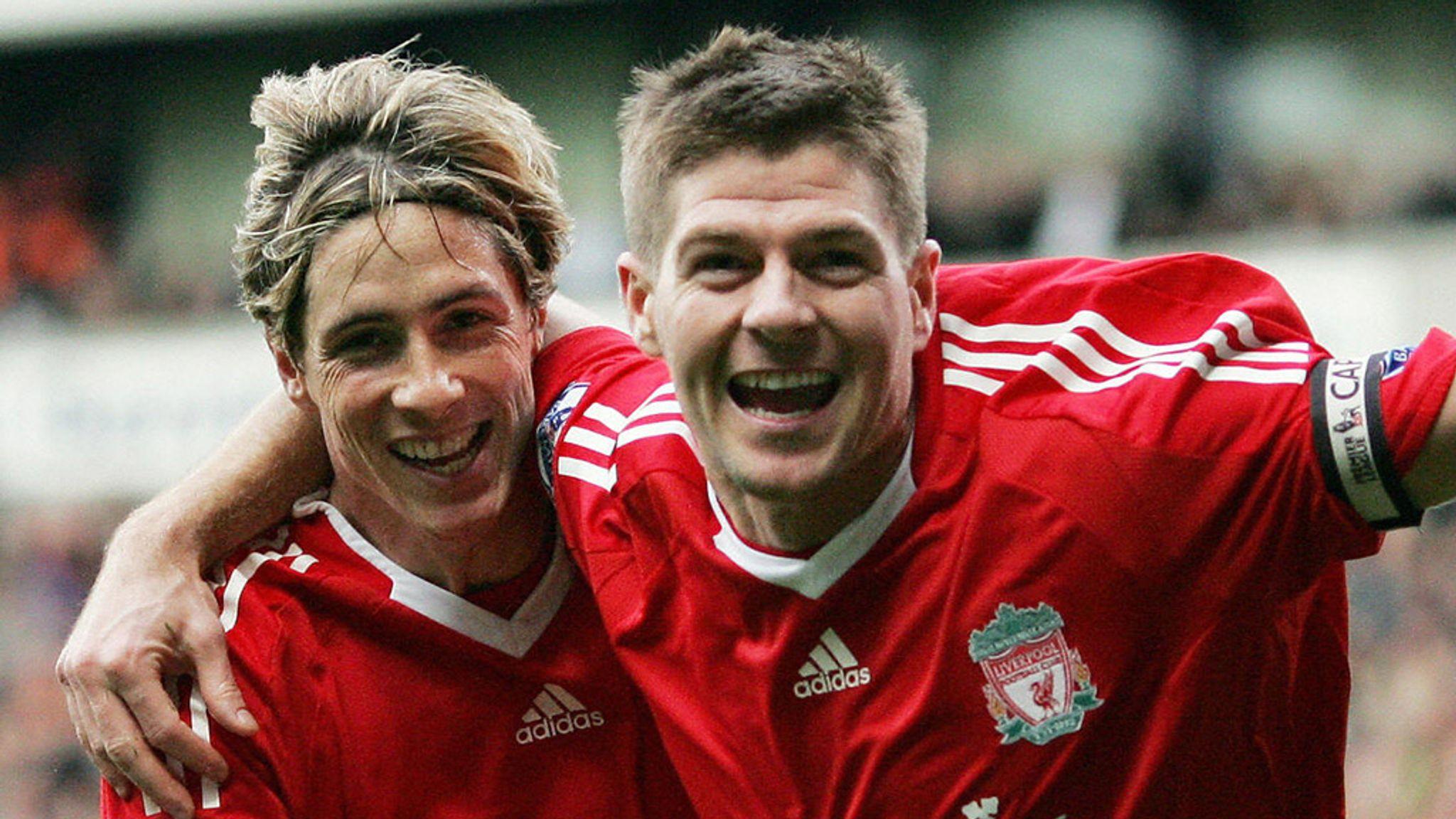 Steven Gerrard: Torres broke my heart when he left for Chelsea