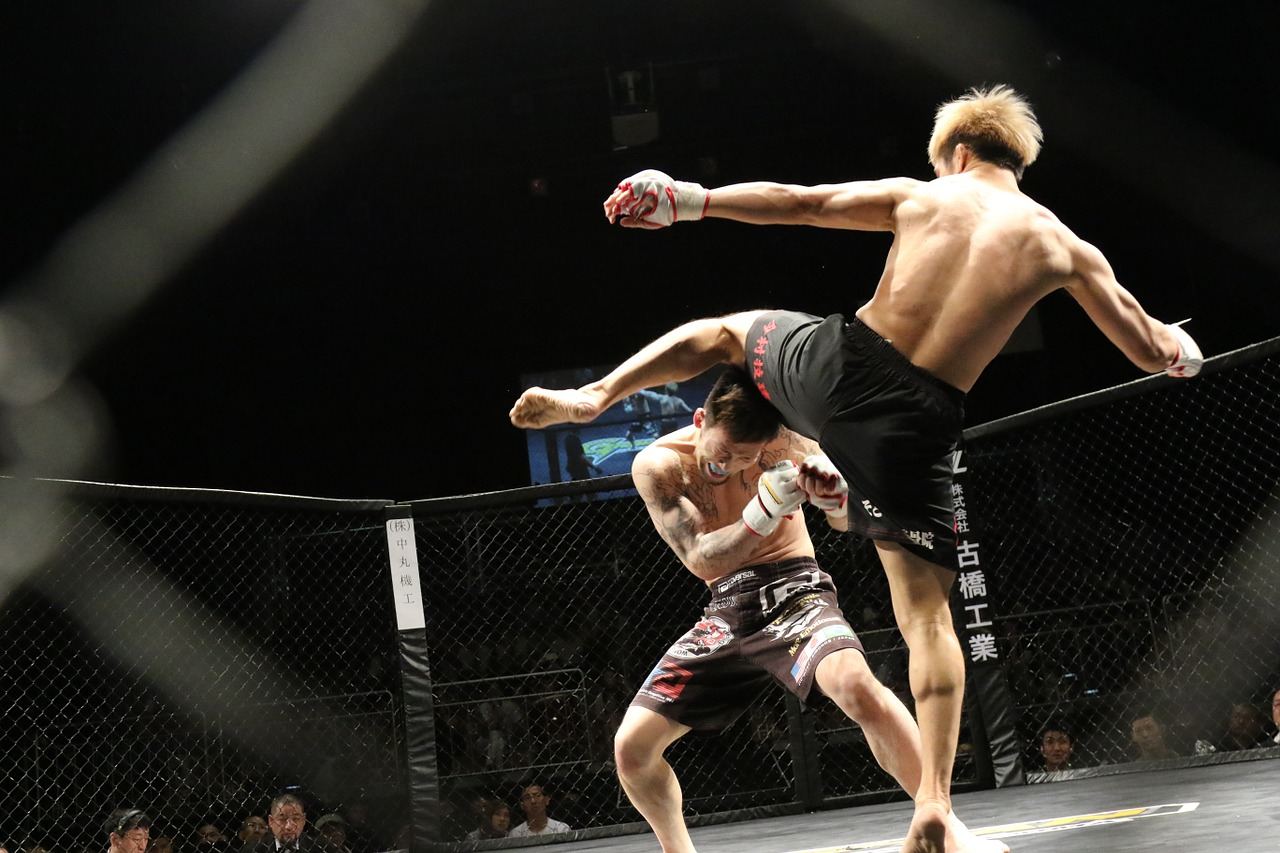 UFC will continue on a private island