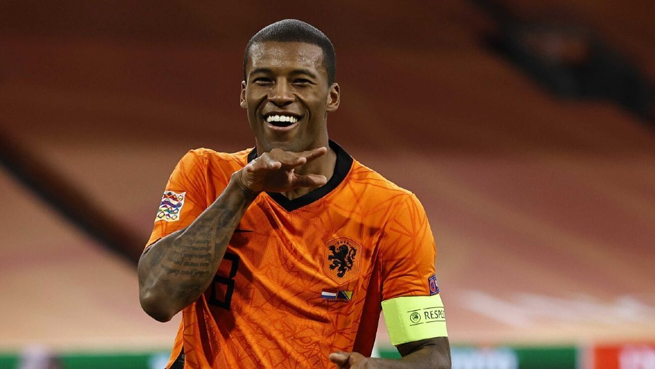 Wijnaldum: We negotiated four weeks with Barca, PSG were quicker and more decisive